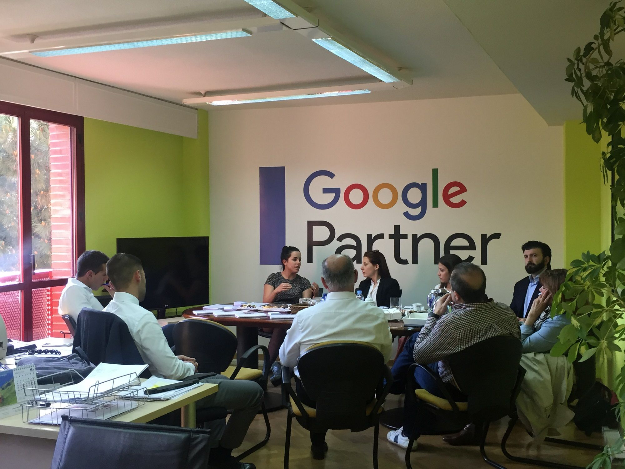 Google Partners Connect para pymes