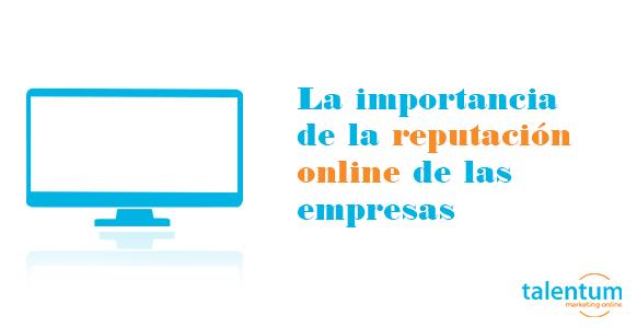 reputacion online empresas